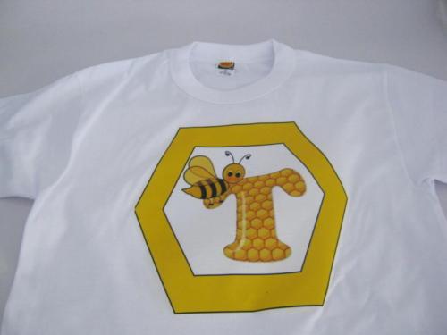 Tricouri personalizate galati - alfabet 2