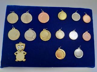 medalii personalizate in orasul galati